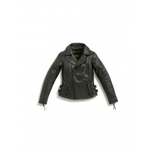 Кожаная куртка Flat Twin женская