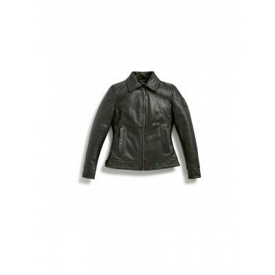 Кожаная куртка Engineer женская   76899445960