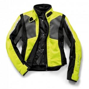 Куртка женская AirShell Neon-yellow