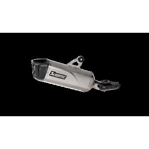 Выхлопная система Slip-On line (Titanium) для BMW R 1250 GS 2019-2021