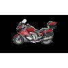 Выхлоп Akrapovic для BMW K 1600 GT / K 1600 GTL   S-B16SO2-HZAAT