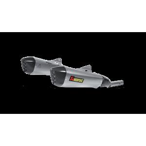 Выхлоп Akrapovic Slip-On Line (Titanium) для BMW K 1600 GT / K 1600 GTL