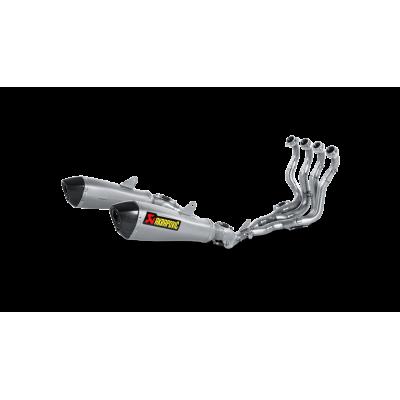 Выхлопная система Akrapovic Evolution Line (Titanium) для Suzuki GSX-R 1000   S-S10RFT7T-XT