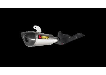 Выхлопная система Akrapovic Slip-On Line (Titanium) для  Suzuki GSX-S 1000 / F