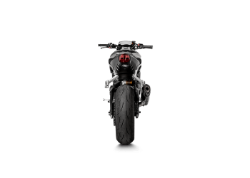Выхлоп Akrapovic Slip-On Line (Carbon) для Triumph Street Triple 765 S / R / RS