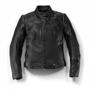 Женская кожаная куртка BMW DarkNite