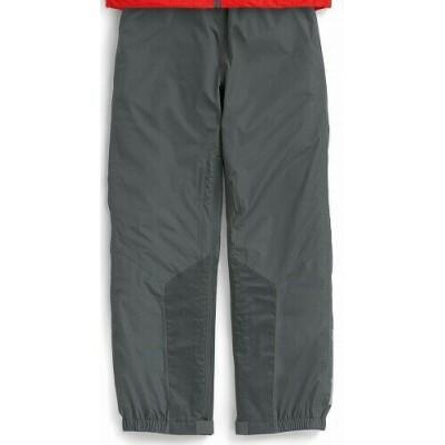 Непромокаемые штаны унисекс BMW Motorrad Rainlock, Anthracite   76258395322
