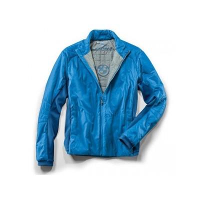 Стеганая куртка BMW Ride - blue | 76238567425