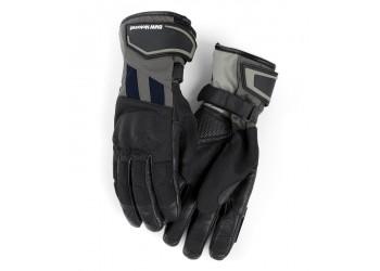 Мотоперчатки BMW GS Dry Black/Blue - мужские