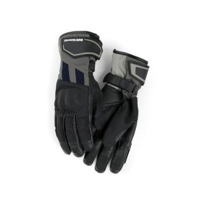 Мотоперчатки BMW GS Dry Black/Blue - женские | 76218395959