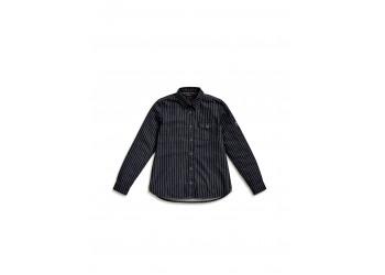 Джинсовая рубашка женская