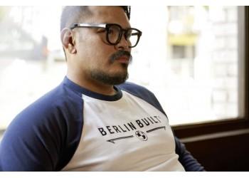 Рубашка Berlin Built мужская