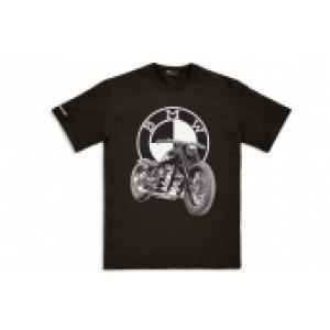 Футболка Dealershirt мужская черная