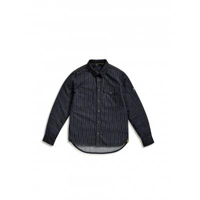 Джинсовая рубашка мужская | 76899445990