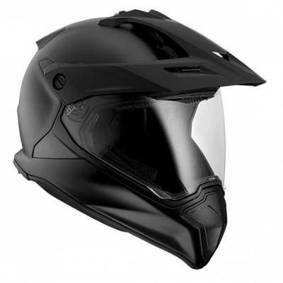 Шлем GS Carbon: Matt black | 76318553013