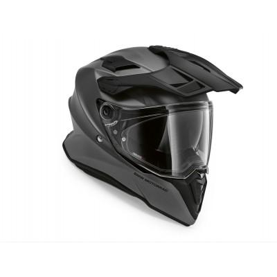 Шлем BMW GS Pure - 2021 Dark grey matt | 76317922440