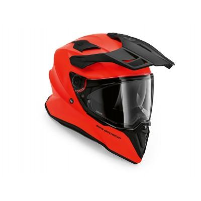 Шлем BMW GS Pure - 2021 Neon orange matt | 76317922452