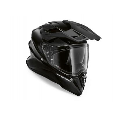 Шлем BMW GS Pure - 2021 Night black   76317922446