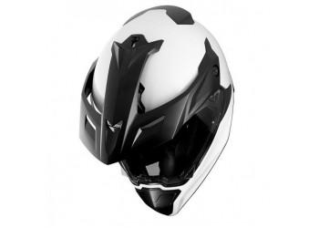 Шлем GS Carbon: Light white