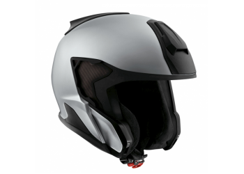 Шлем System 7 Carbon ECE: Silver metallic