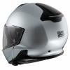 Шлем System 7 Carbon Silver metallic