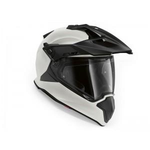 Шлем BMW GS Carbon Evo - 2021 Light White