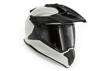 Шлем BMW GS Carbon Evo - 2021 Light White