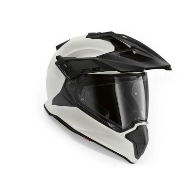 Шлем BMW GS Carbon Evo - 2021 Light White   76317922383