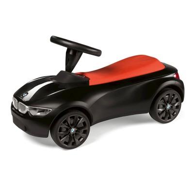 Детский автомобиль BMW Baby Racer III, Black / Orange