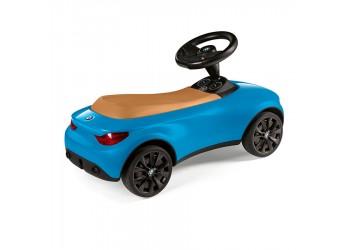 Детский автомобиль BMW Baby Racer III, Turquoise / Caramel