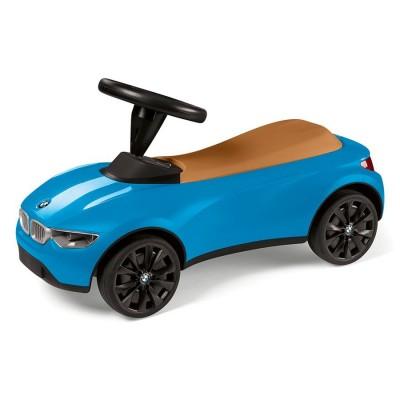 Детский автомобиль BMW Baby Racer III, Turquoise / Caramel   80932413783