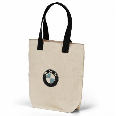 Сумка для покупок BMW Classic Shopper Bag | 80282463136