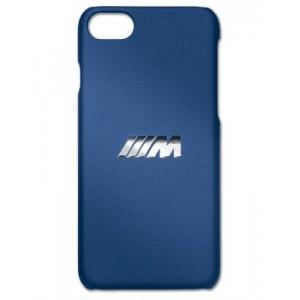 Чехол BMW M для iPhone 7/8 Plus, Marina Bay Blue