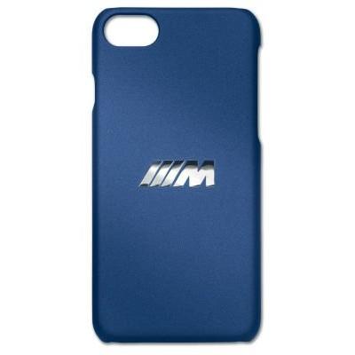 Чехол BMW M для iPhone 7/8 Plus, Marina Bay Blue | 80212454744
