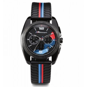 Мужской хронограф BMW M Motorsport Chrono Watch