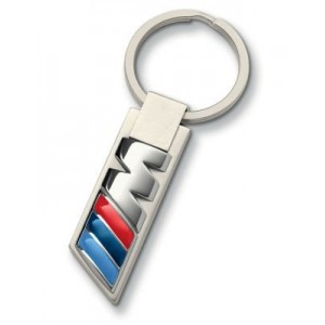 Брелок BMW M Logo Key Ring