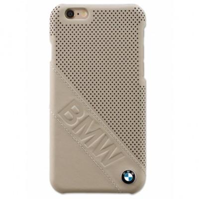Чехол BMW Leather Hard Case для Apple iPhone 6/6S