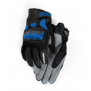 Перчатки Rallye серый/синий