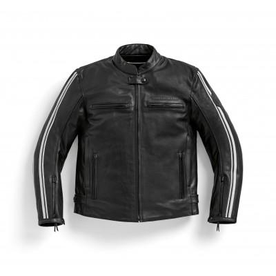 Кожаная куртка Twinstripes мужская