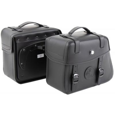 Комплект сумок Hepco & Becker RUGGED для BMW R18   11843-000