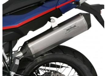 Глушитель REMUS Slip-on HEXACONE для BMW F650GS / F700GS / F800GS / F800GSA