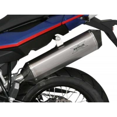 Глушитель REMUS для BMW F650/700/800GS/GSA