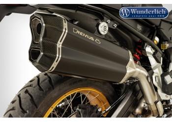 Глушитель REMUS 8 Slip-on для BMW F 750 GS / F 850 GS / F 850 GSA