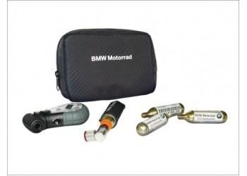 Дорожный набор BMW Motorrad для проверки давления и накачивания шин мотоцикла