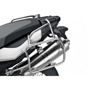 Алюминиевые дуги крепления кофров BMW F 800 GS / Adventure 2007-2018 год, правые