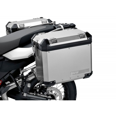 Алюминиевый кофр BMW F 800 GS / Adventure 2011-2018 год, левый | 77418566447