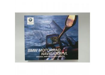 Навигатор 6 BMW Motorrad, с креплением, с картами Европы