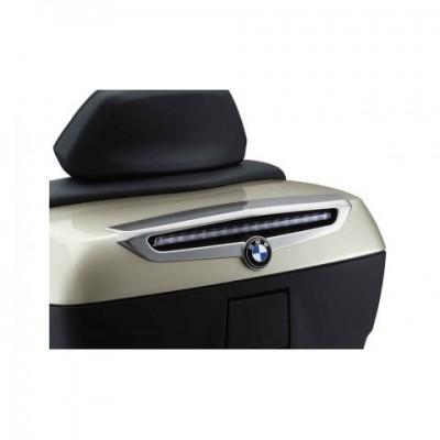 Хромированная отделка крышки верхнего кофра BMW R 1200 RT / K 1600 GT 2010-2018 год   46548522938