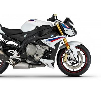 Спойлер двигателя BMW S 1000 R 2013-2018 год, Light White, правый