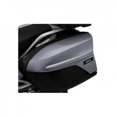 Хромированная отделка бокового кофра BMW R 1200 RT / K 1600 GT 2010-2018 год, правая   51148545124